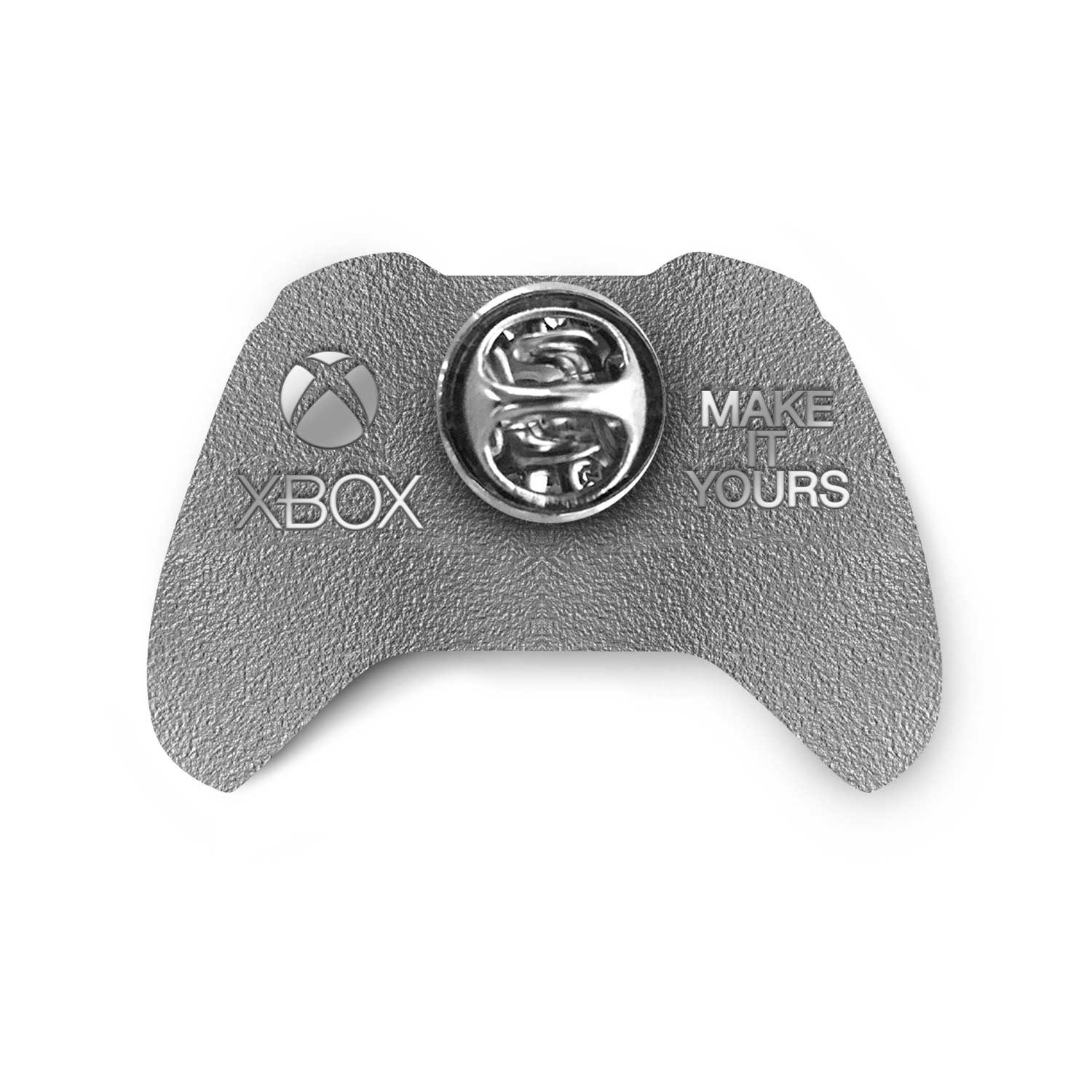 Xbox One Controller Lapel Pin – Xbox Design Lab Ash Grey – Officially Licensed By Xbox