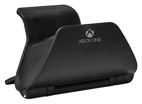 Xbox Controller Stand with a plain black color, Image 1