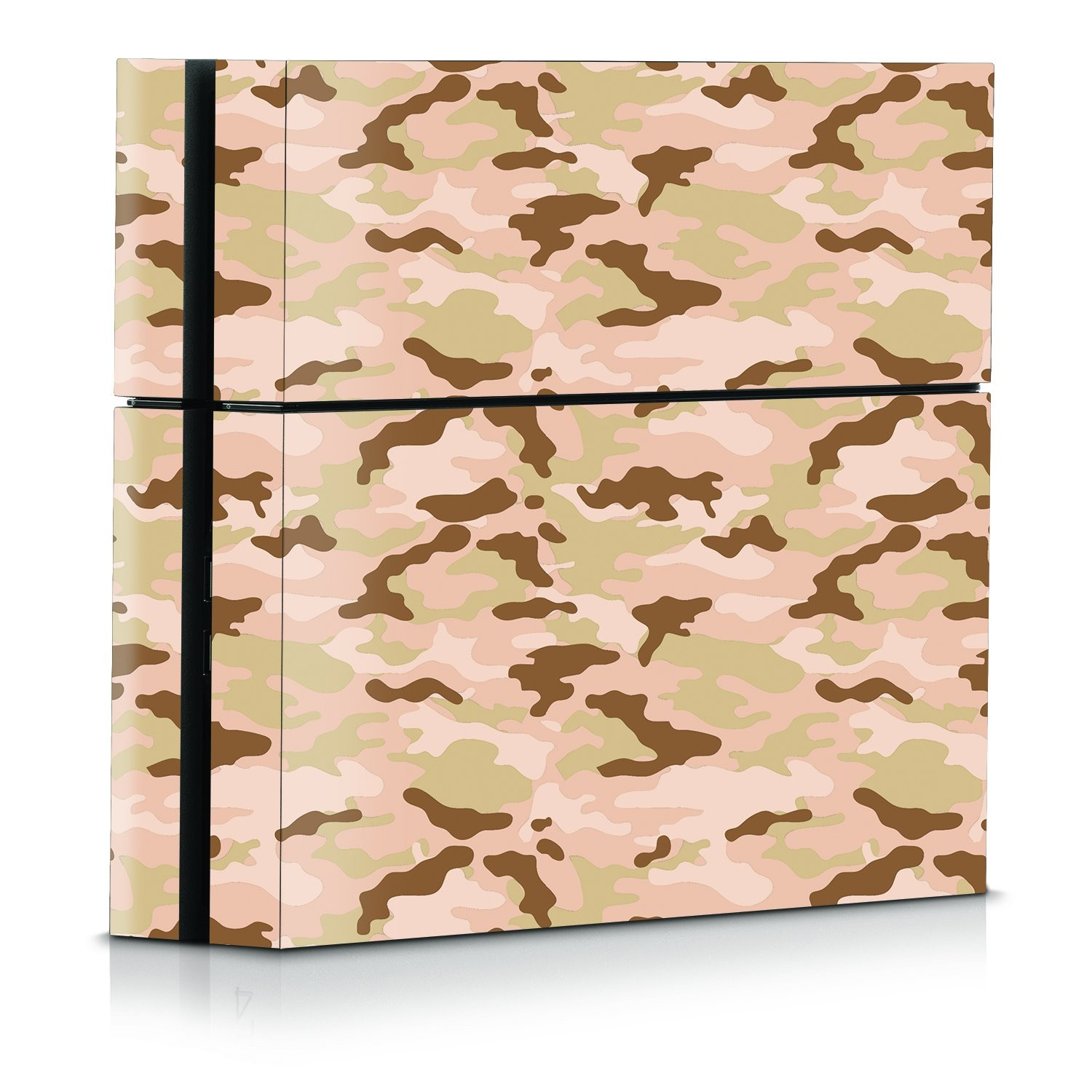 Officially Licensed Console Skin - Desert Camo