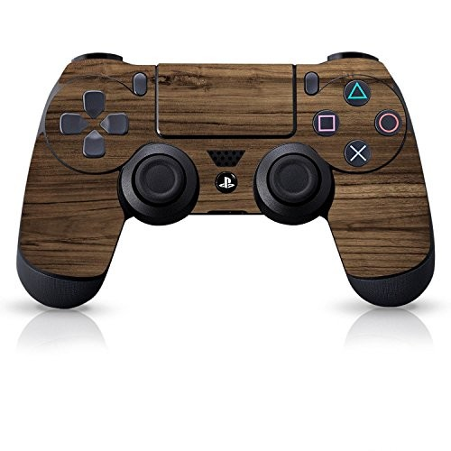 Officially Licensed Console Skin - Wood Grain