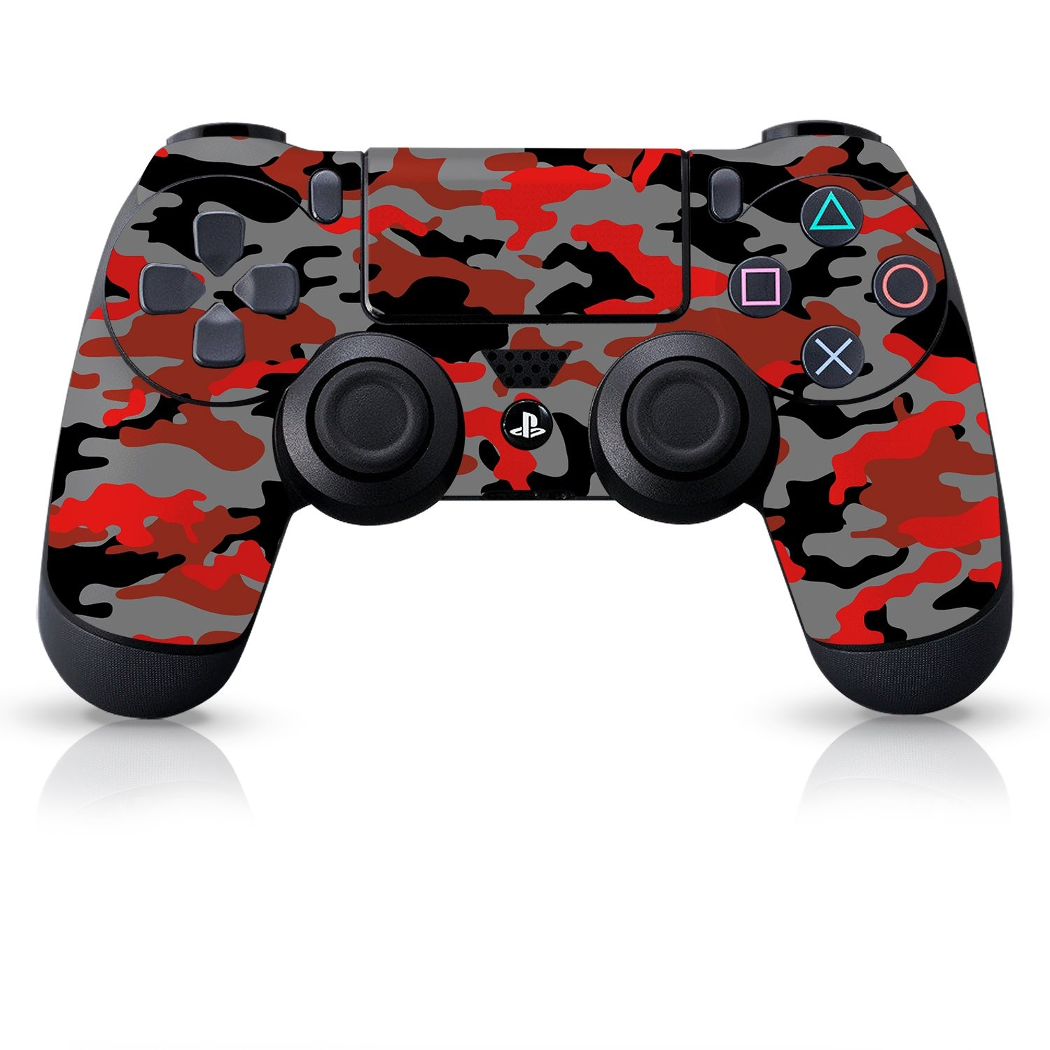 Officially Licensed Controller Skin - Ox Blood Camo