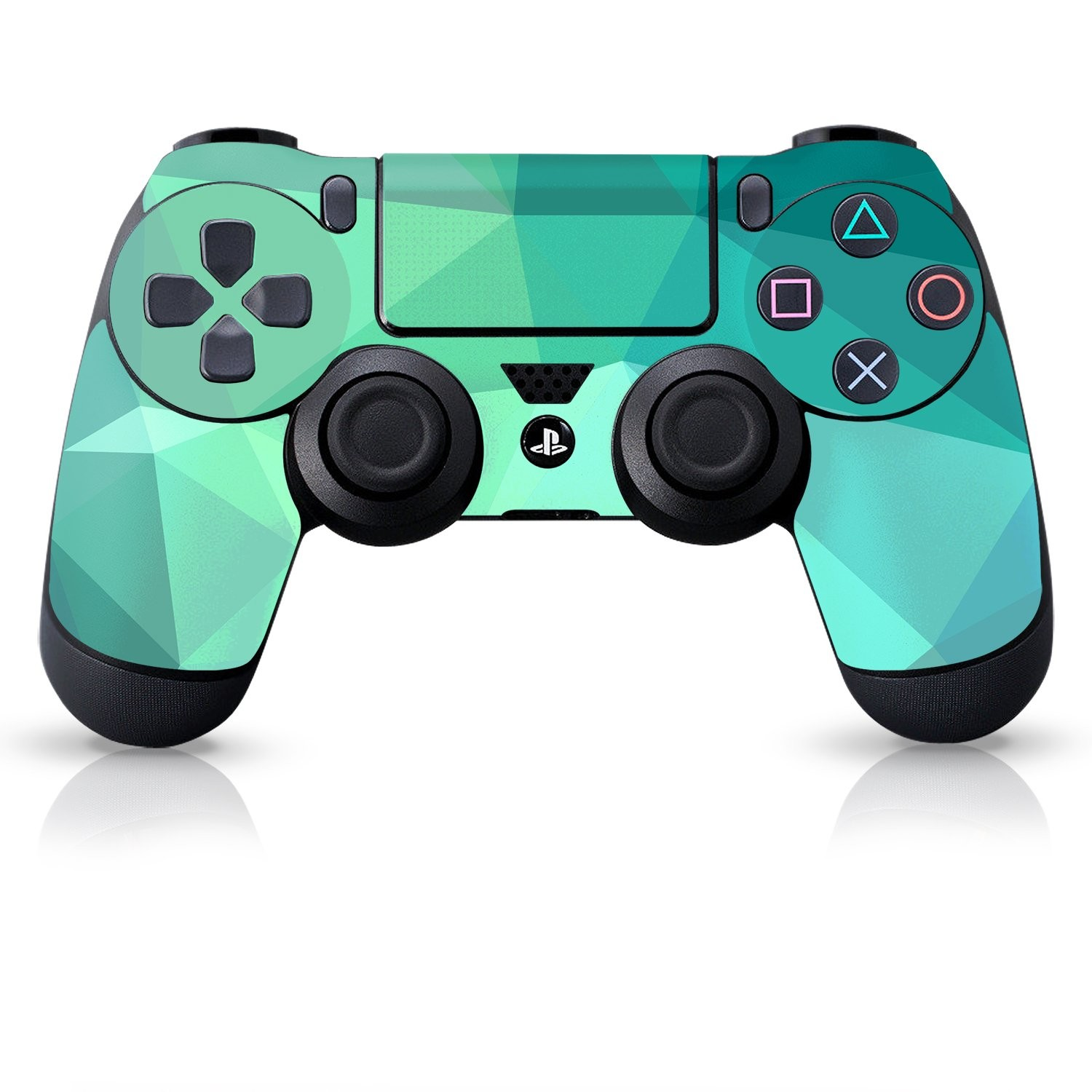 Officially Licensed Controller Skin - Mint Poly