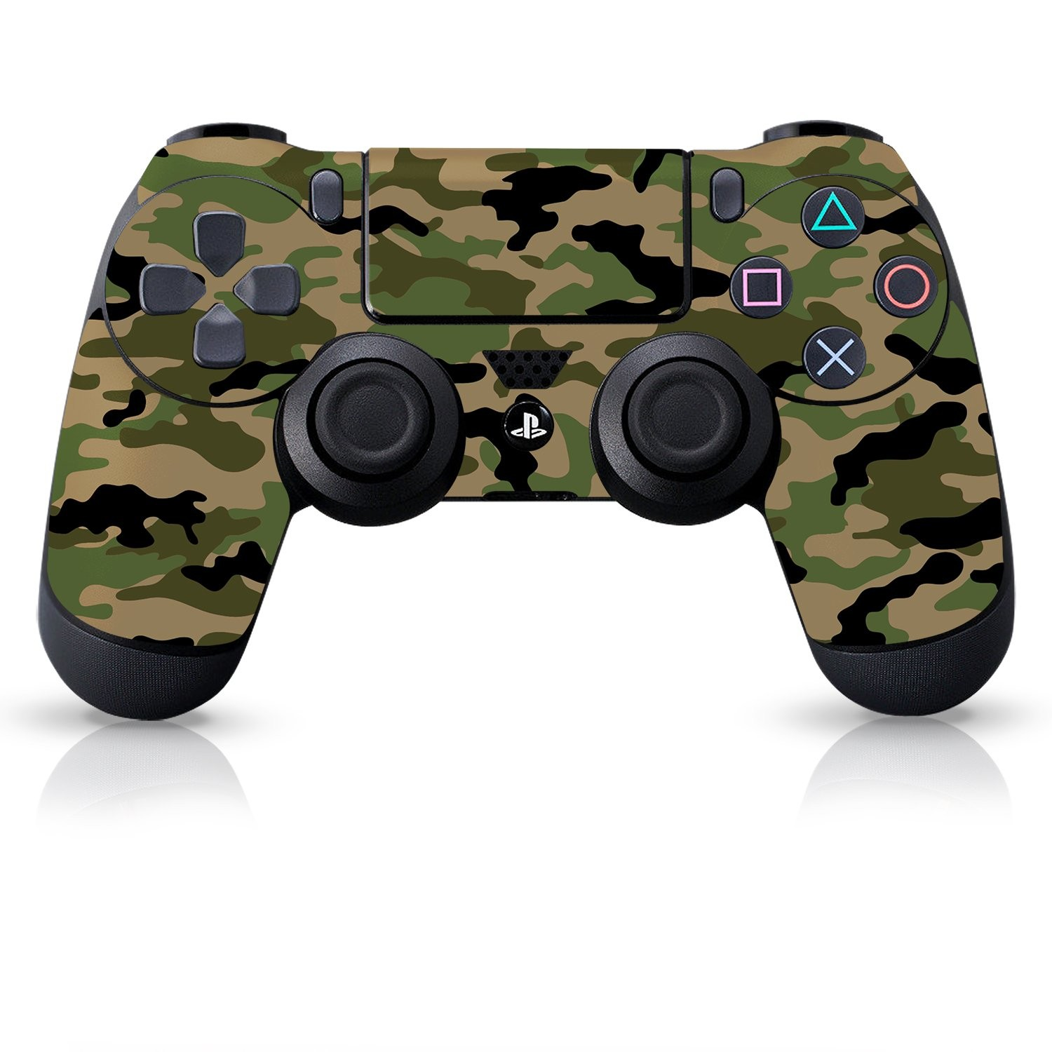 Officially Licensed Controller Skin - Forrest Camo