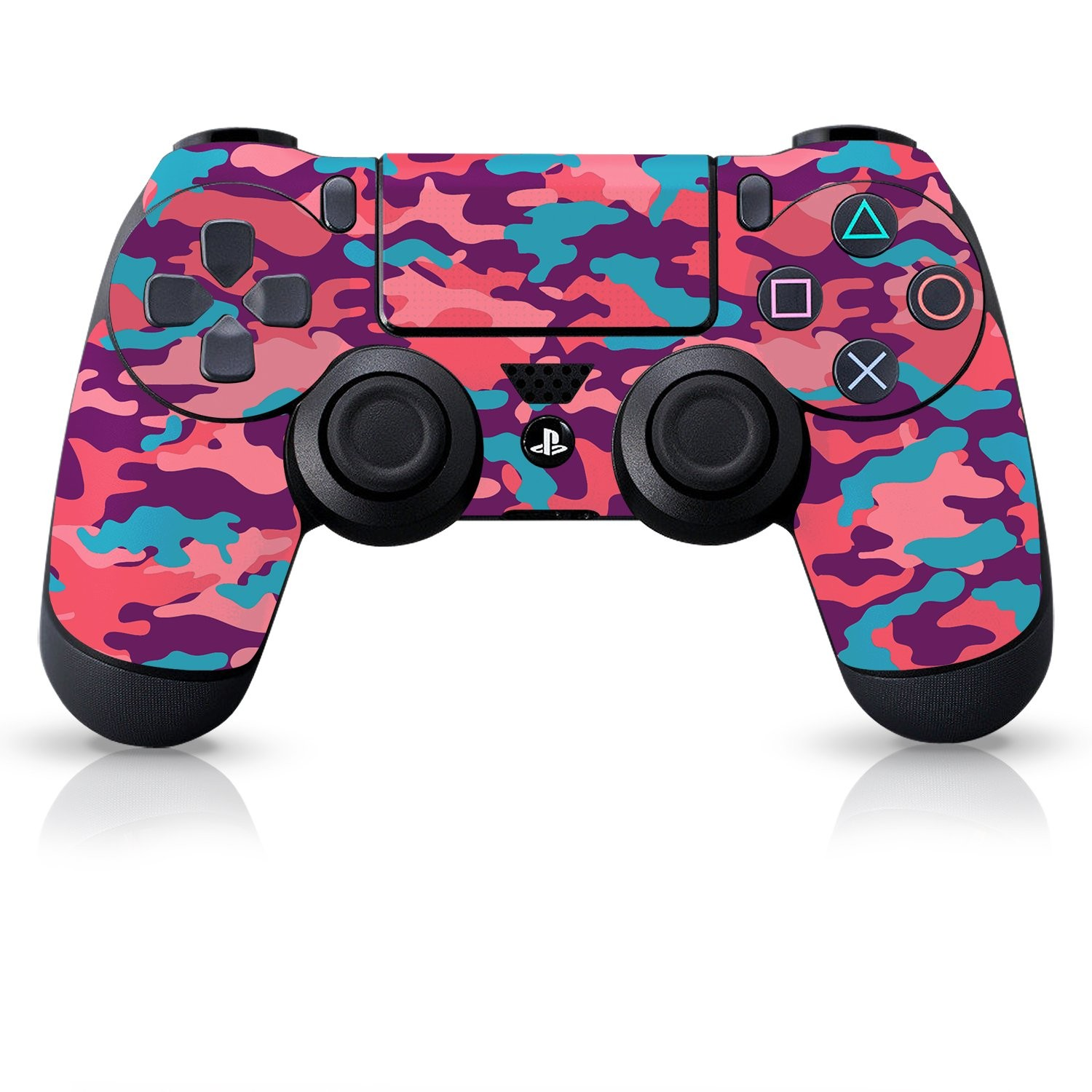 Officially Licensed Controller Skin - Bubble Gum Camo