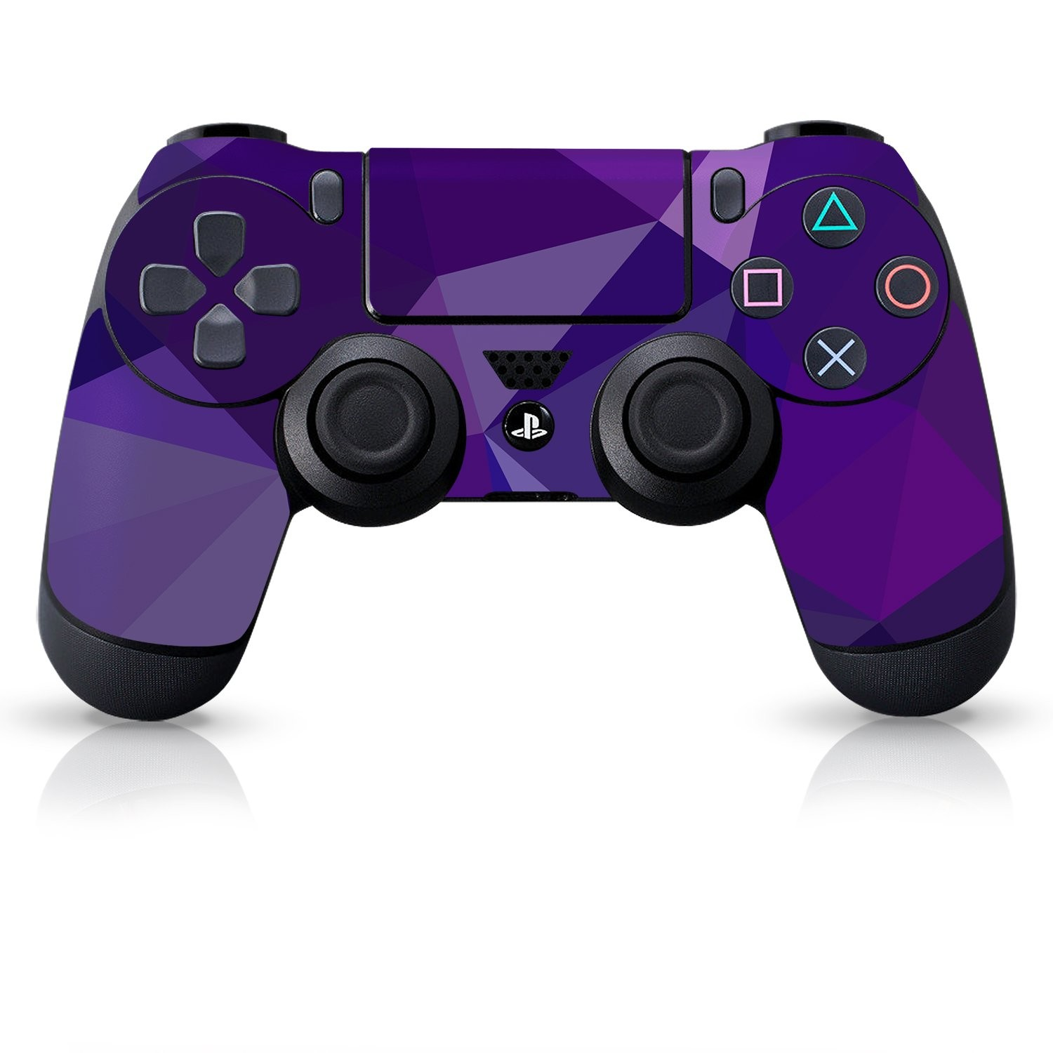 Officially Licensed Controller Skin - Purple Poly