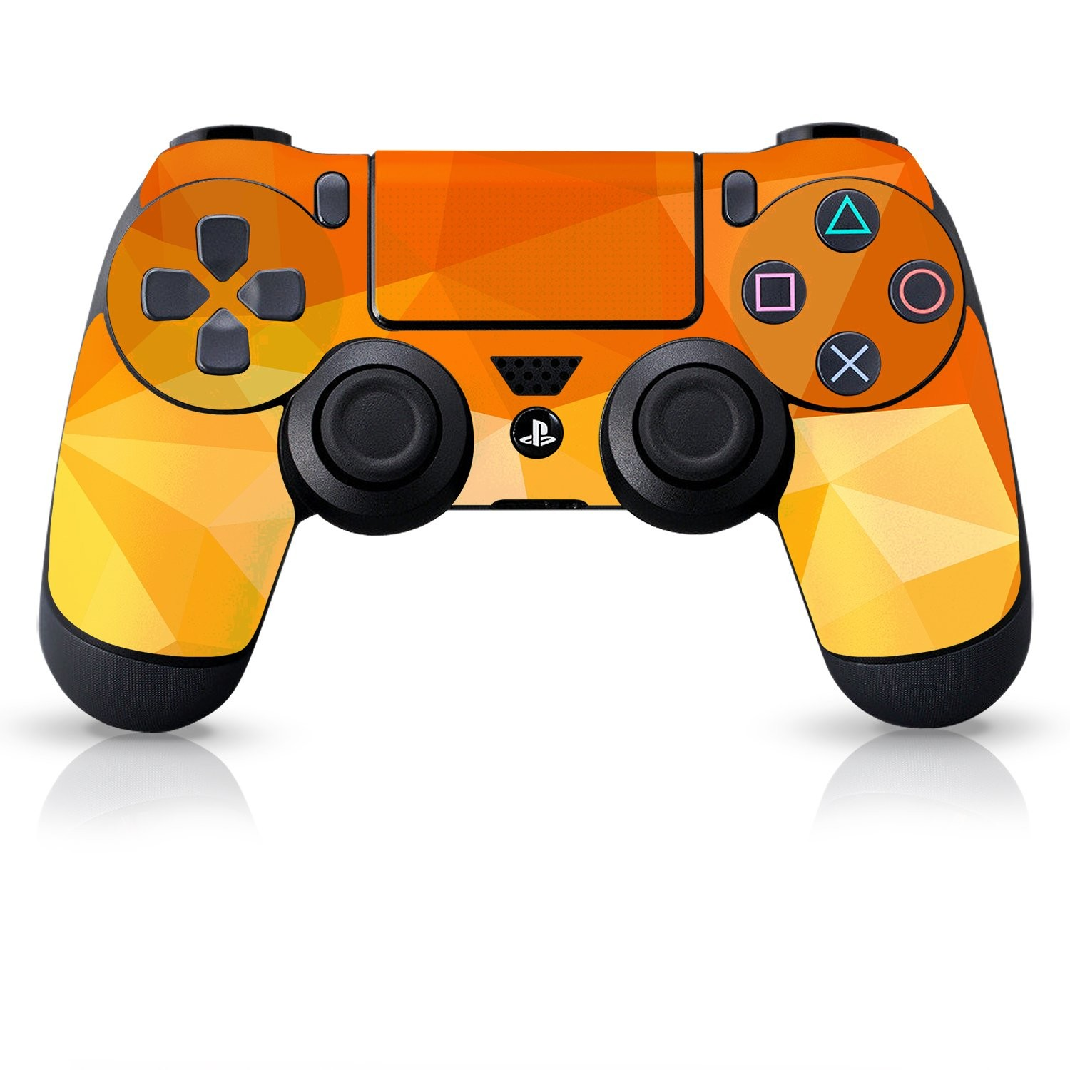 Officially Licensed Controller Skin - Orange Poly