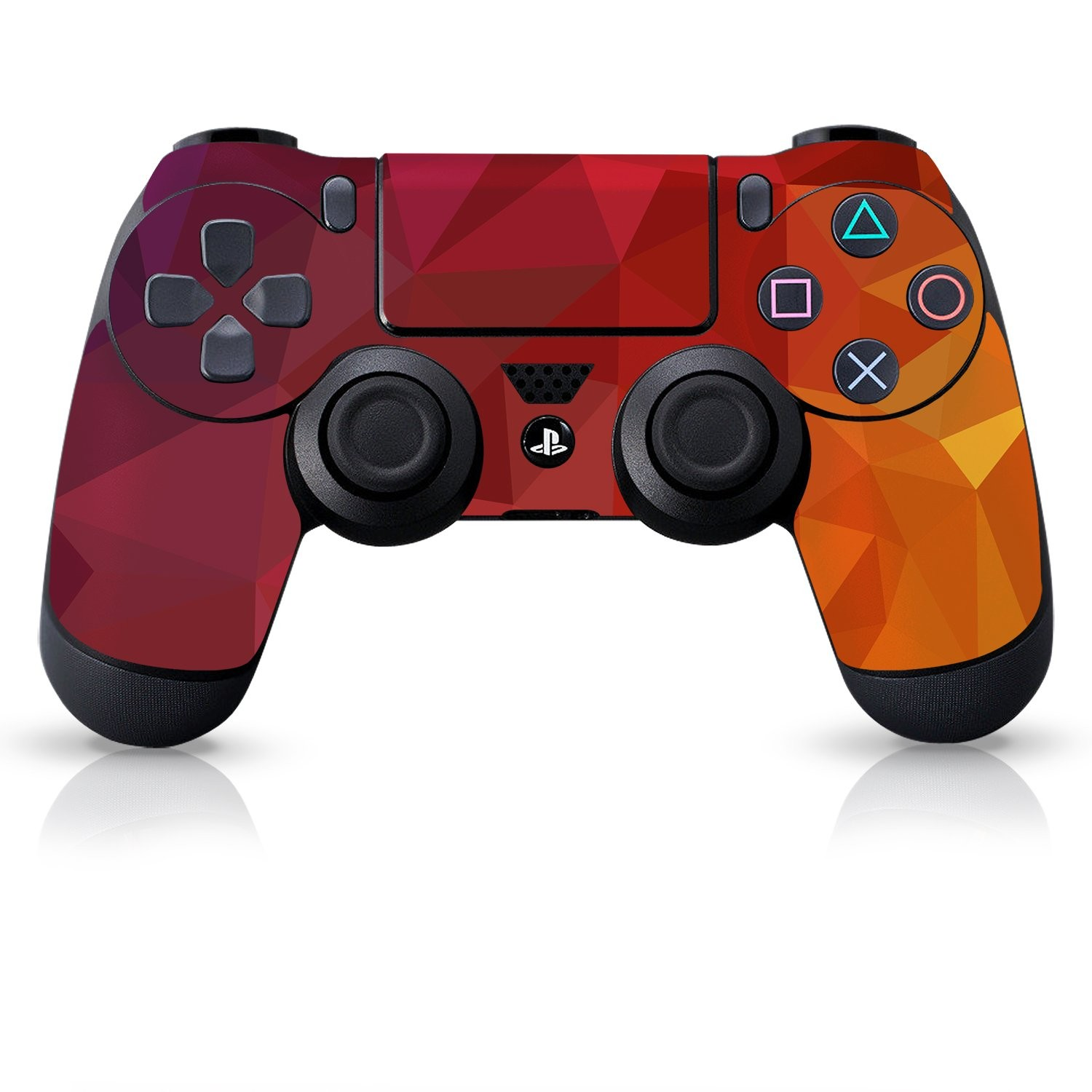 Officially Licensed Controller Skin - Blood Orange Poly