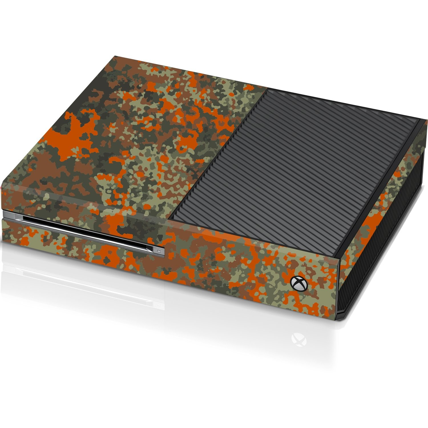 Flecktarn Console Skin - Xbox One Officially Licensed