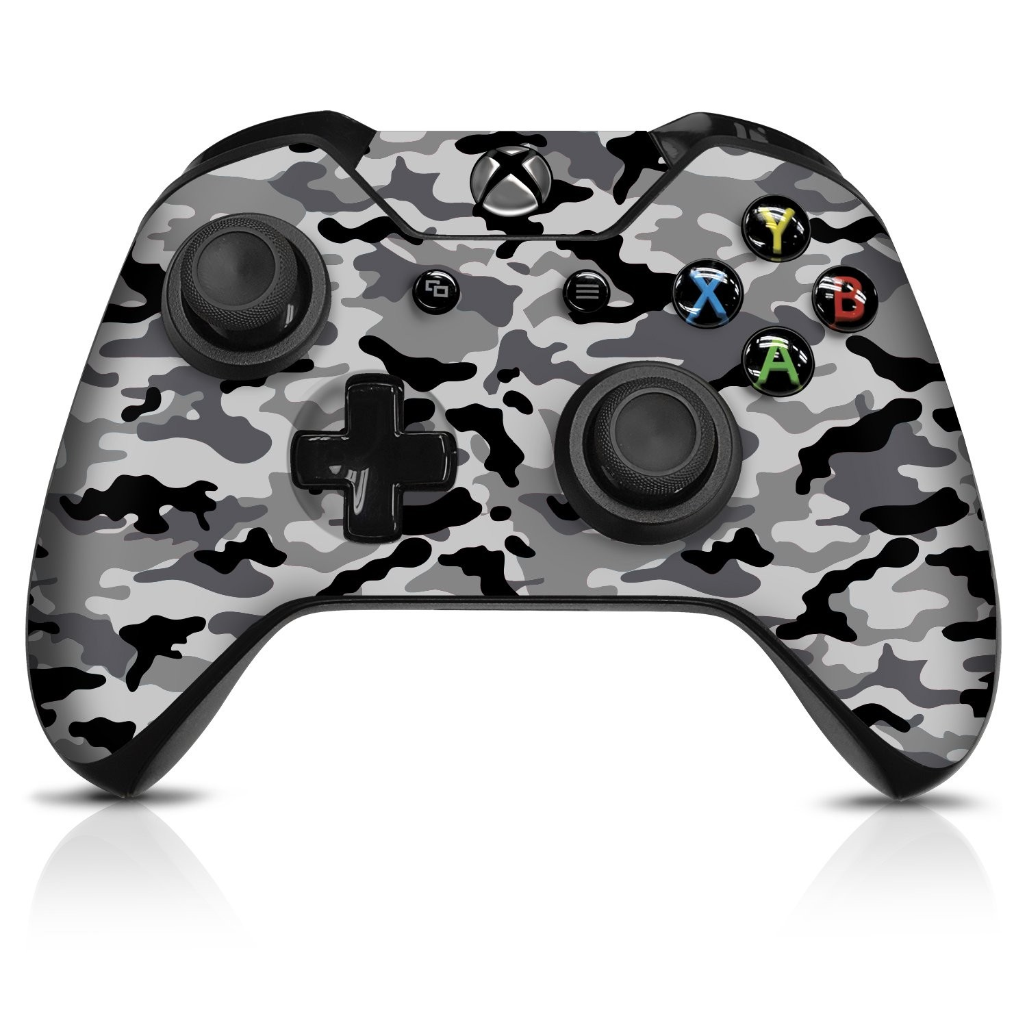 Urban Camo  Xbox One Controller Skin - Officially Licensed by Xbox - Controller Gear