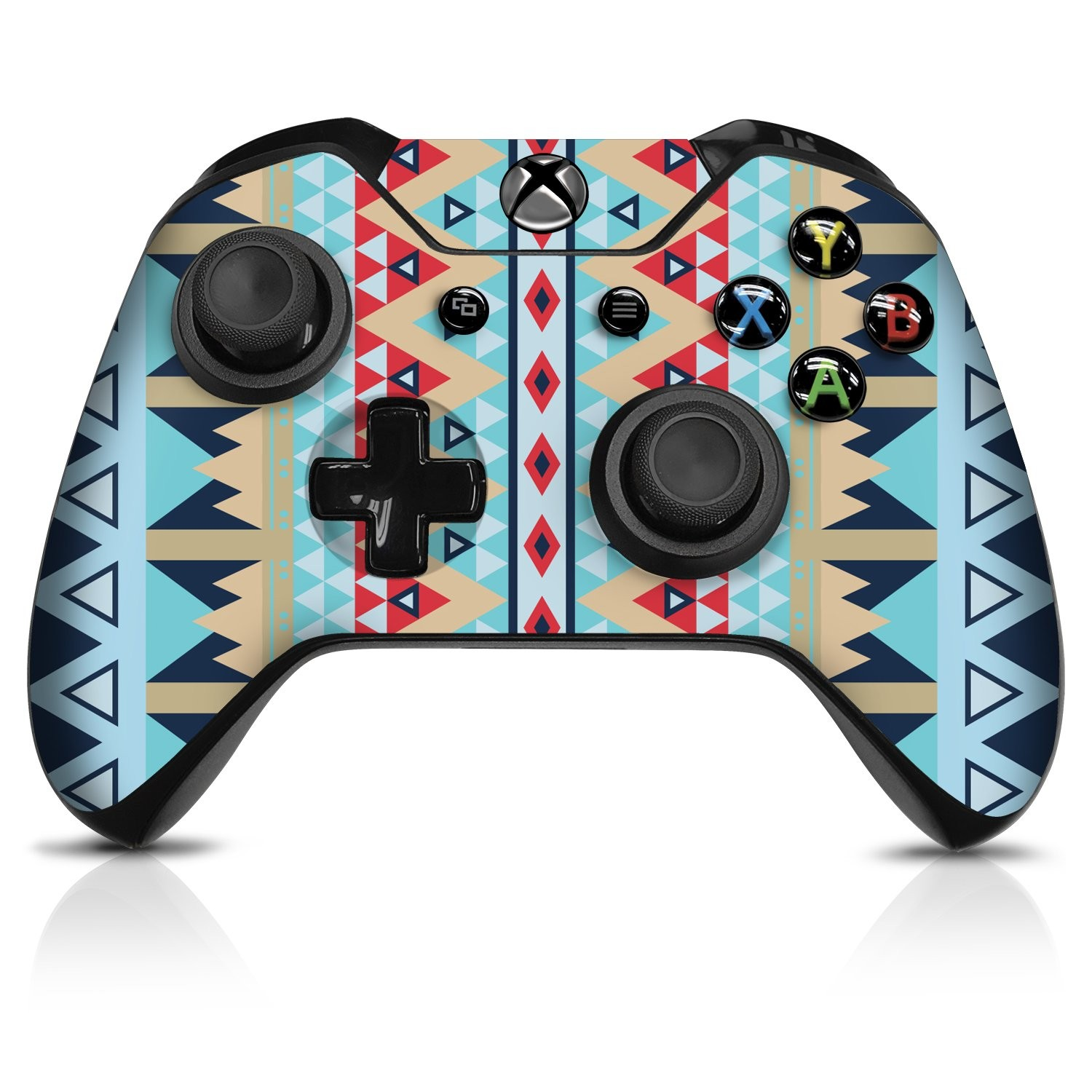 South Western  Xbox One Controller Skin - Officially Licensed by Xbox - Controller Gear