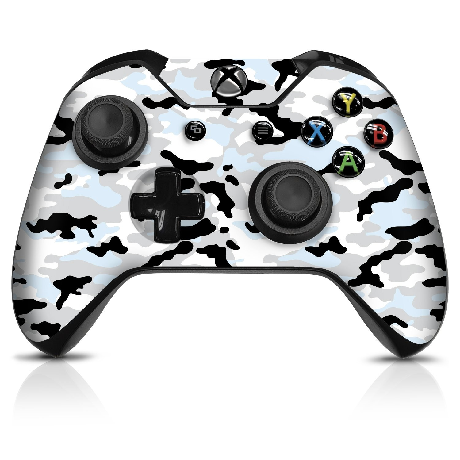 Snow Camo  Xbox One Controller Skin - Officially Licensed by Xbox - Controller Gear