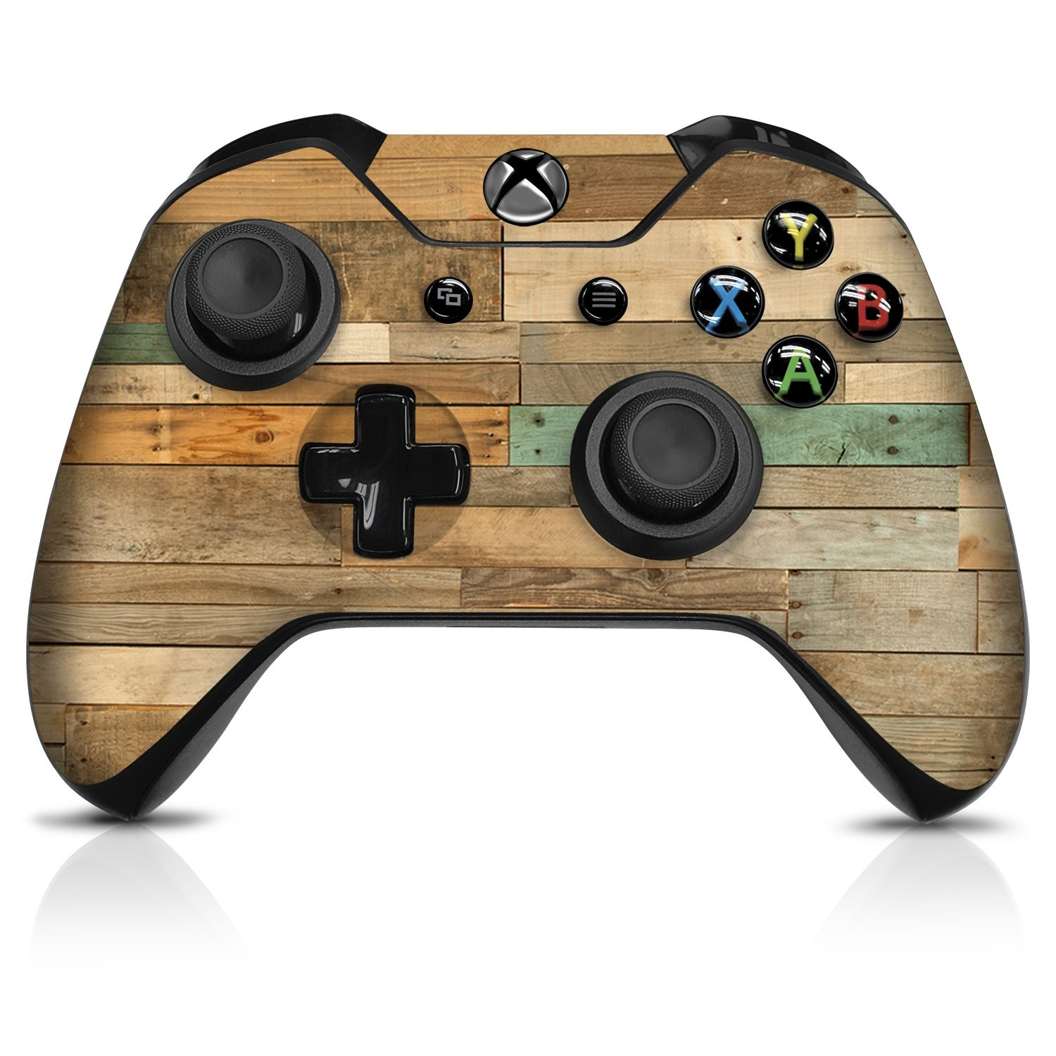 Reclaimed Wood  Xbox One Controller Skin - Officially Licensed by Xbox - Controller Gear