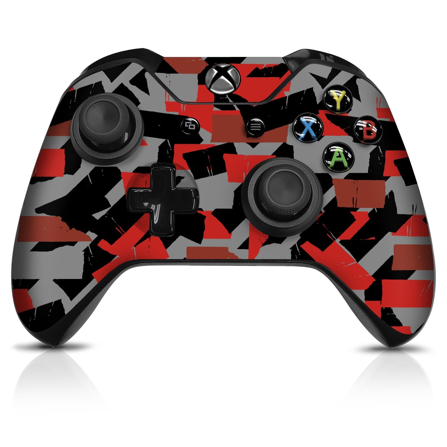 Ox Blood Tape  Xbox One Controller Skin - Officially Licensed by Xbox - Controller Gear
