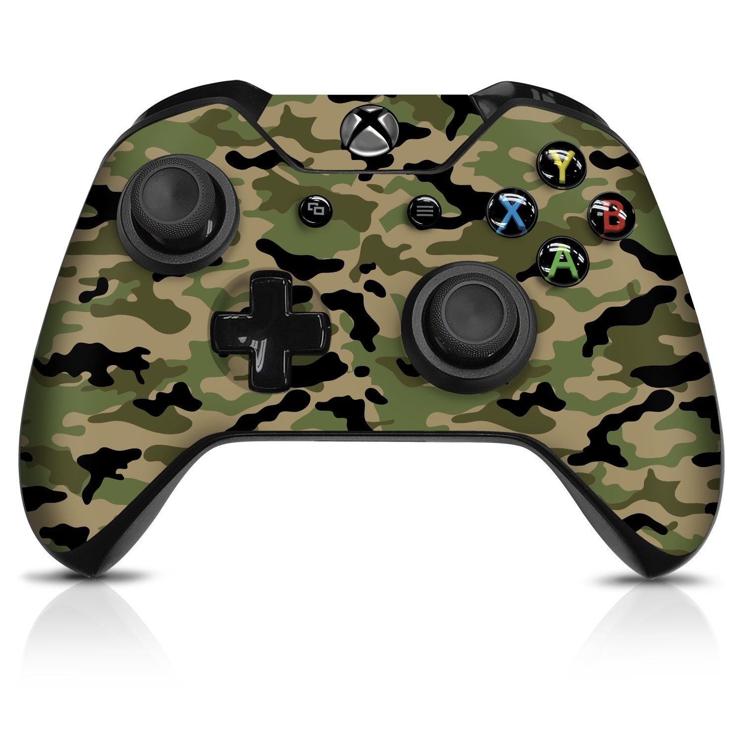 Forest Camo Xbox One Controller Skin - Officially Licensed by Xbox -  Controller Gear