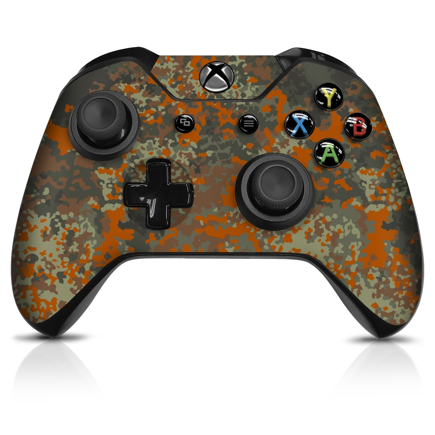 Flecktarn  Xbox One Controller Skin - Officially Licensed by Xbox - Controller Gear