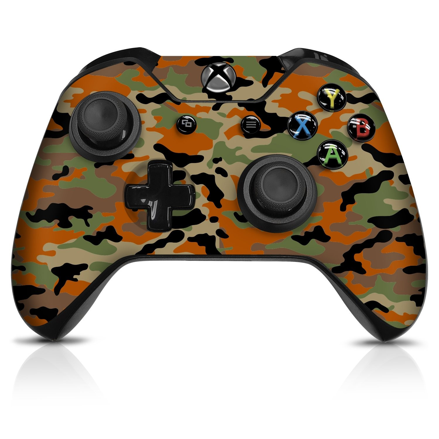 Flecktarn Camo  Xbox One Controller Skin - Officially Licensed by Xbox - Controller Gear