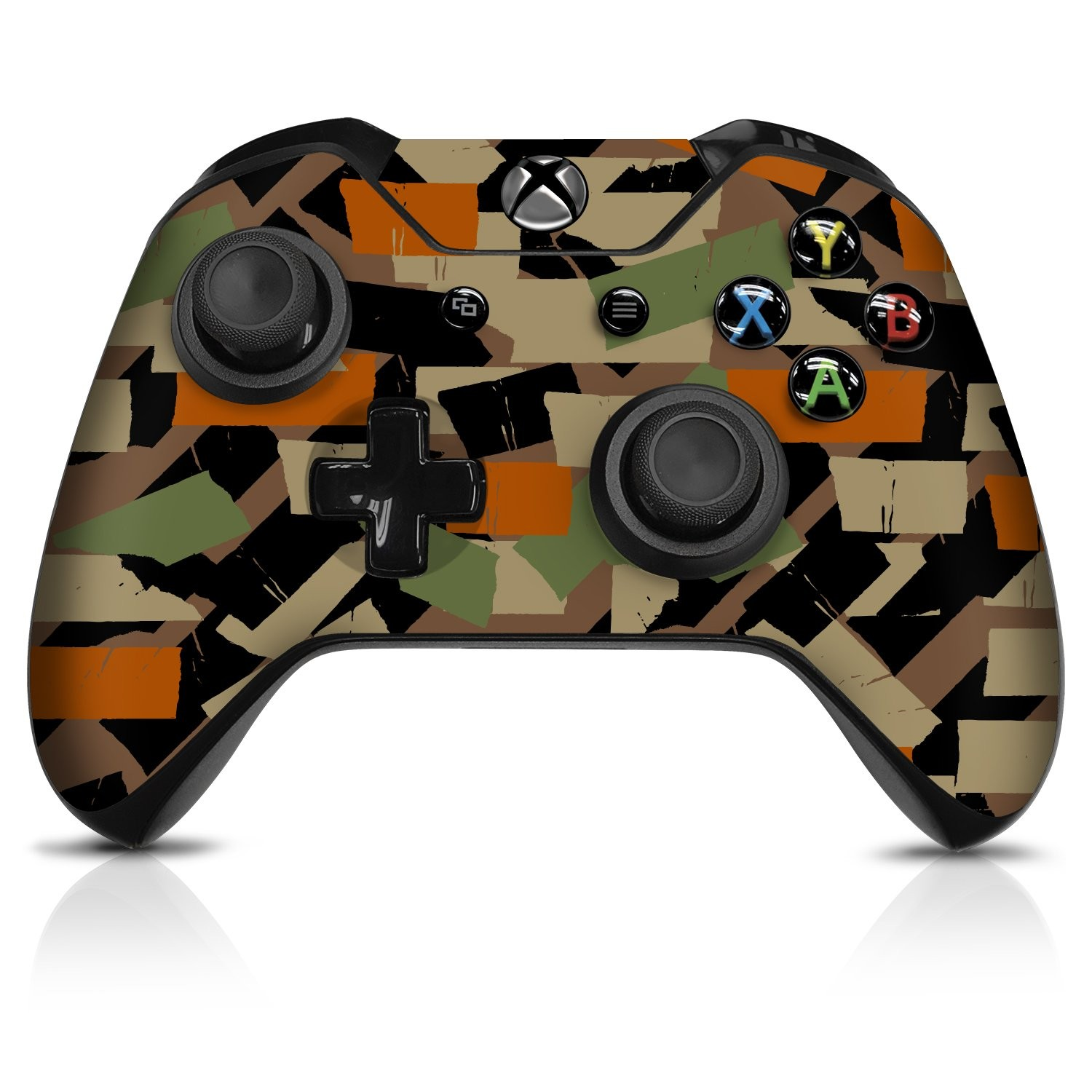 Flecktarn Tape  Xbox One Controller Skin - Officially Licensed by Xbox - Controller Gear