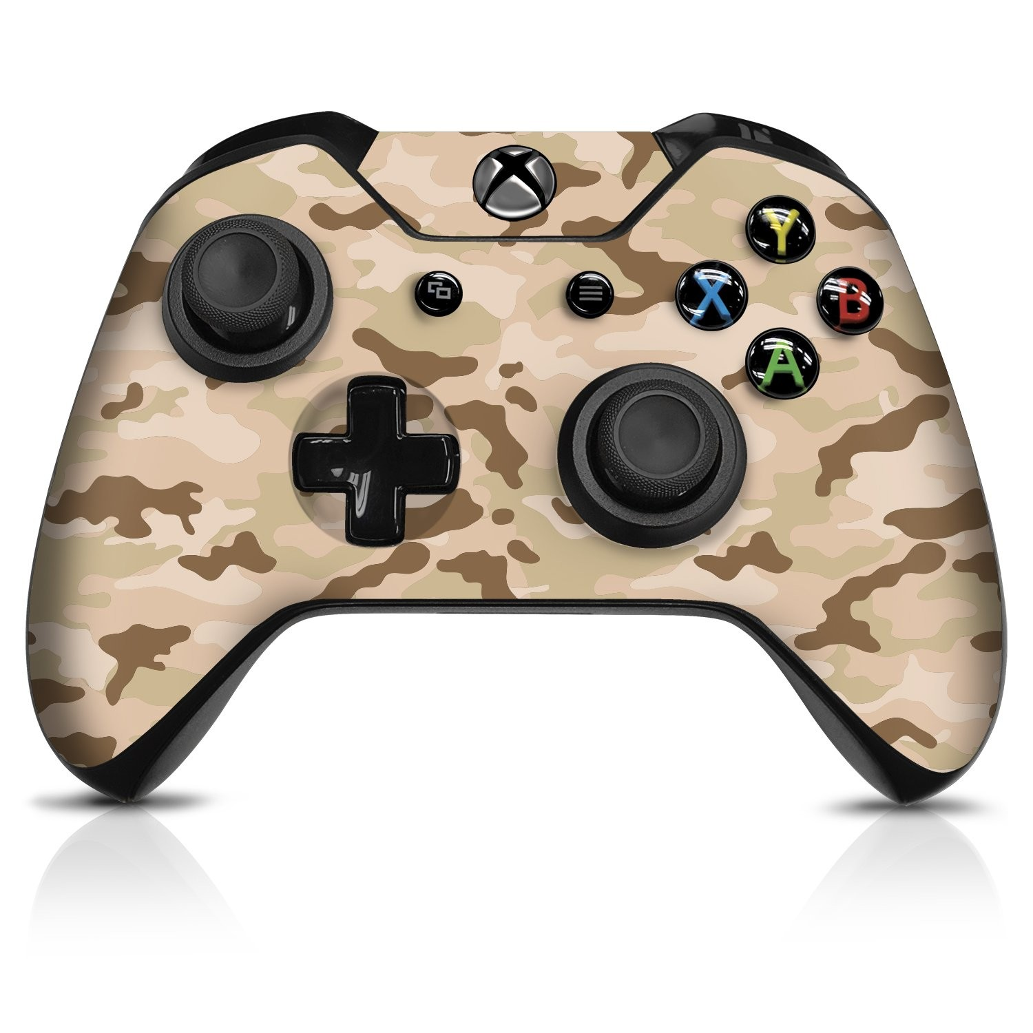 Desert Camo  Xbox One Controller Skin - Officially Licensed by Xbox - Controller Gear