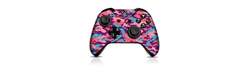 Bubble Gum Camo  Xbox One Controller Skin - Officially Licensed by Xbox - Controller Gear