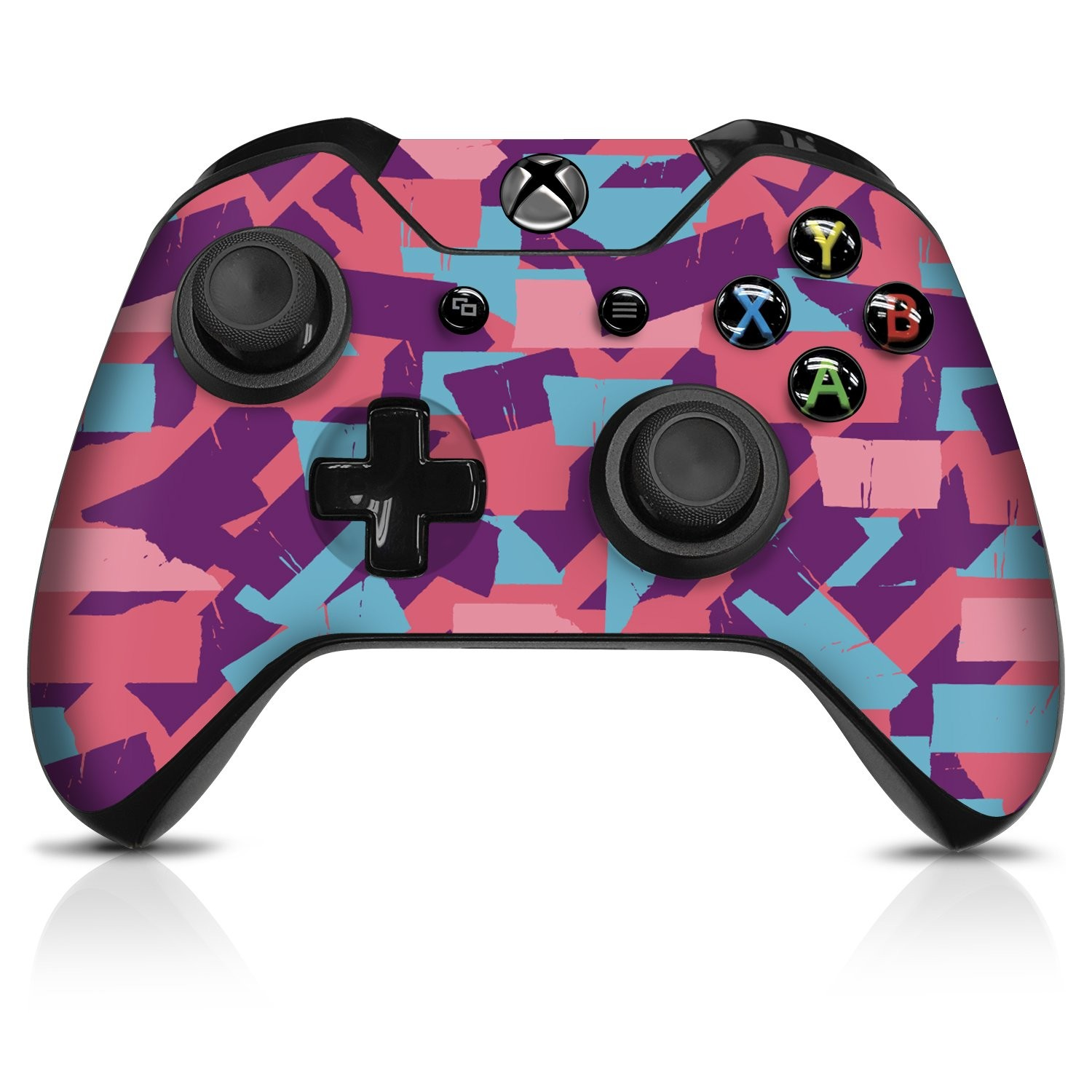 Bubble Gum Tape  Xbox One Controller Skin - Officially Licensed by Xbox - Controller Gear