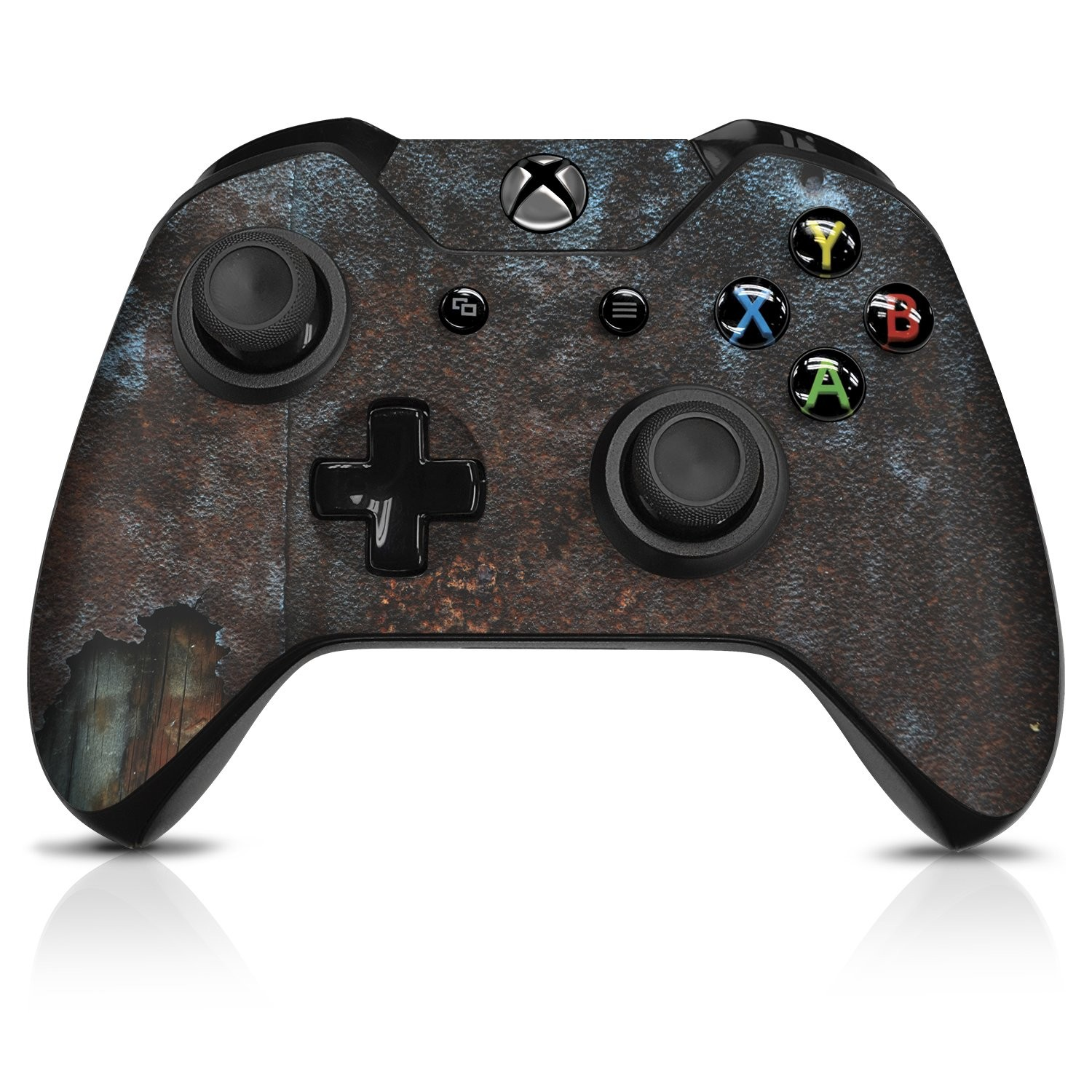 Rusty Metal  Xbox One Controller Skin - Officially Licensed by Xbox - Controller Gear