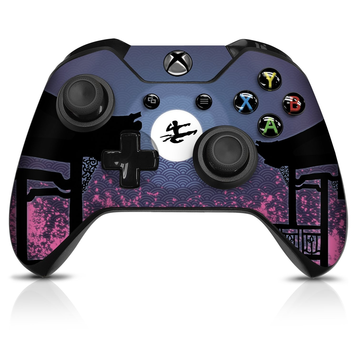 Ninja  Xbox One Controller Skin - Officially Licensed by Xbox - Controller Gear