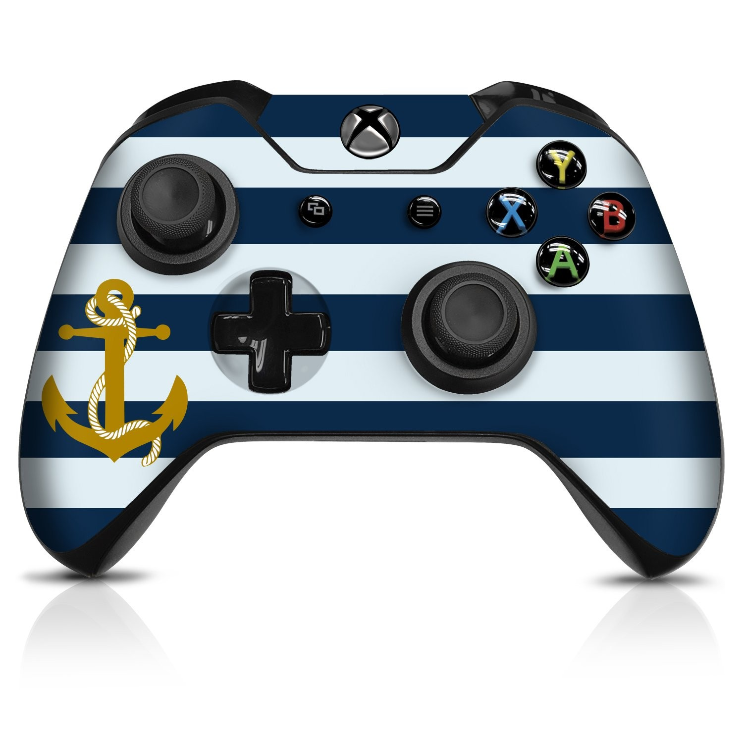 Nautical  Xbox One Controller Skin - Officially Licensed by Xbox - Controller Gear