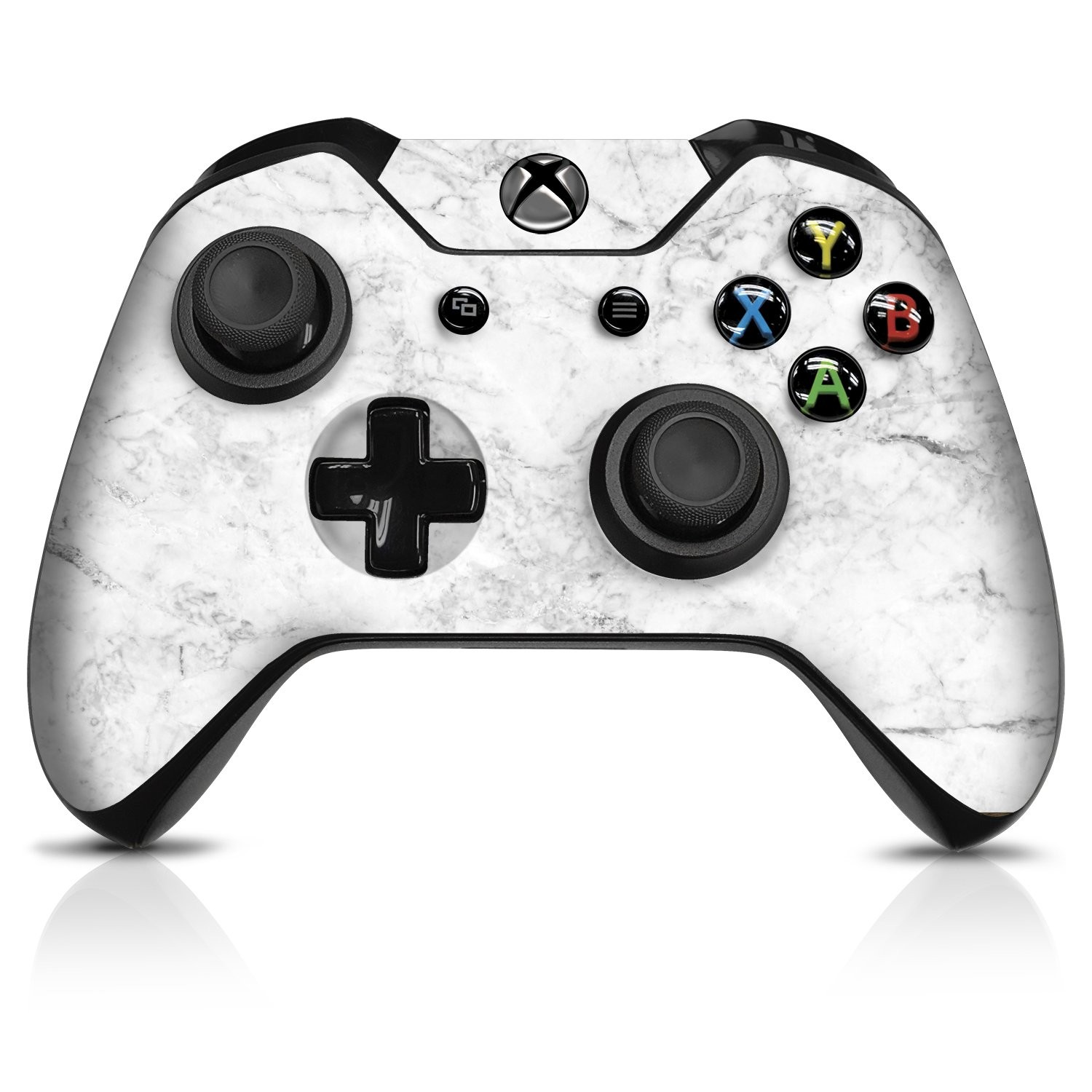 Marble  Xbox One Controller Skin - Officially Licensed by Xbox - Controller Gear