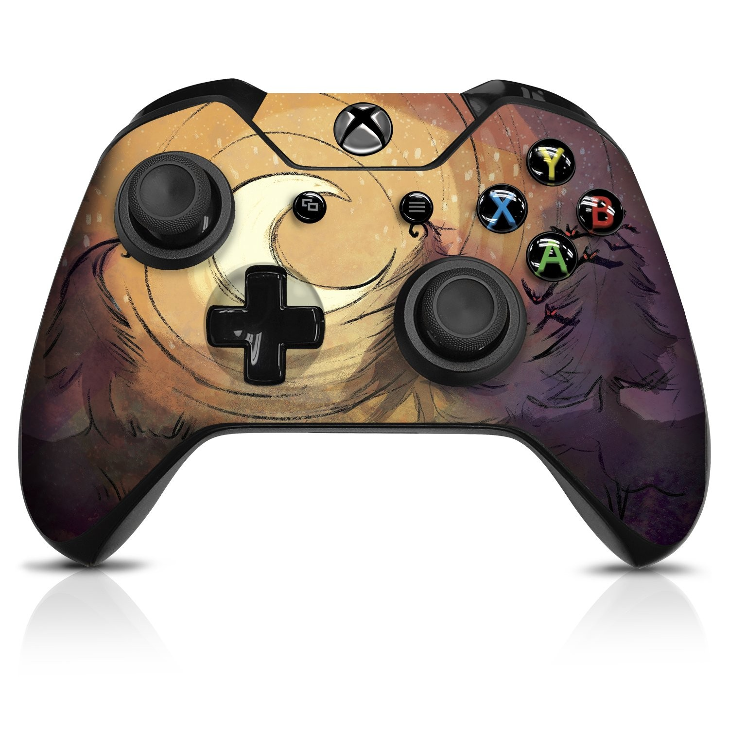 Spooky  Xbox One Controller Skin - Officially Licensed by Xbox - Controller Gear
