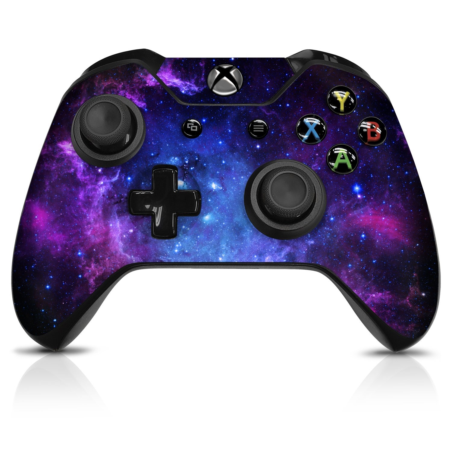 Space Two  Xbox One Controller Skin - Officially Licensed by Xbox - Controller Gear