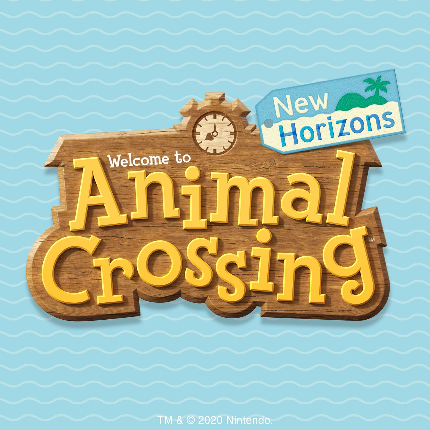 Animal Crossing 3D Art Sticker Pack Image 1