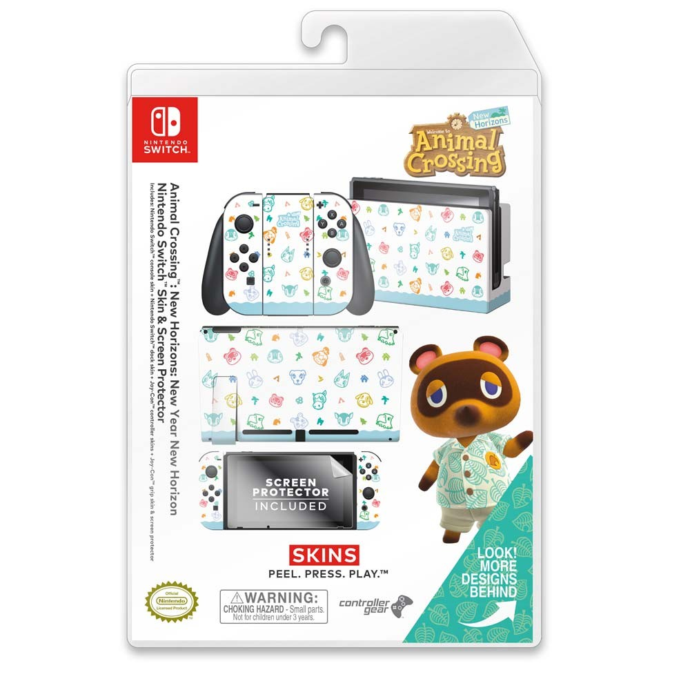 Animal Crossing Nintendo Switch - New Year, New Horizon Image 1