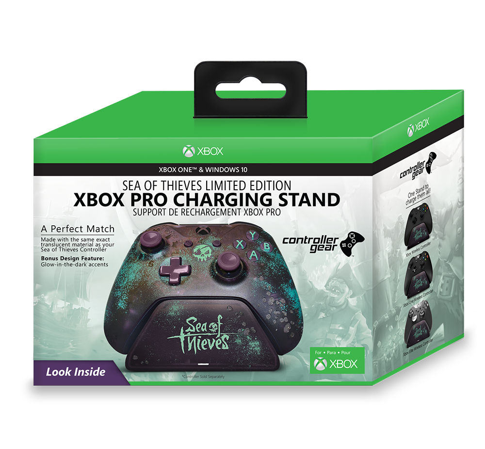 SEA OF THIEVES LIMITED EDITION XBOX PRO CHARGING STAND