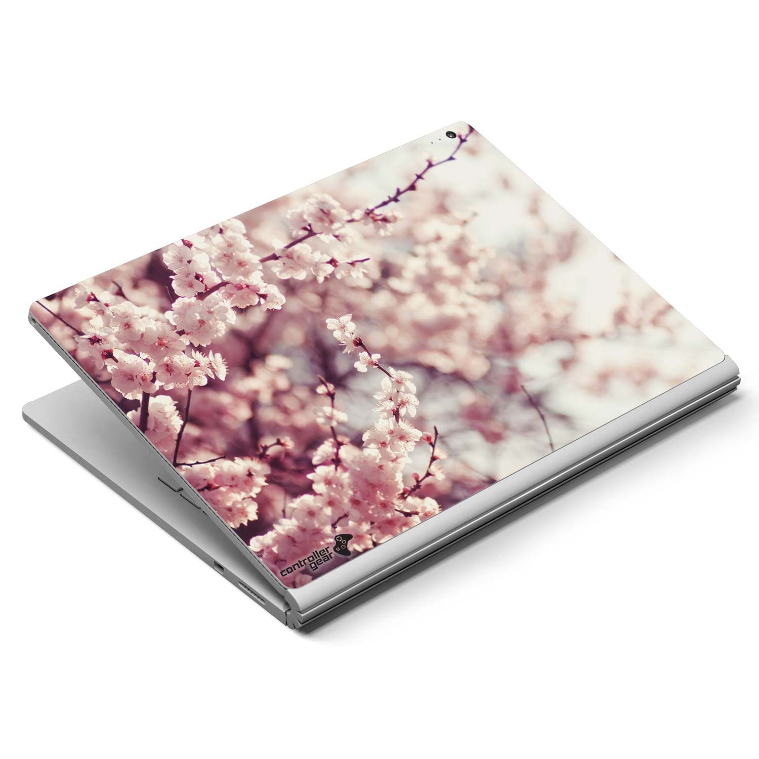 Controller Gear Surface Book Skin - Cherry Blossom. Officially Licensed by Microsoft