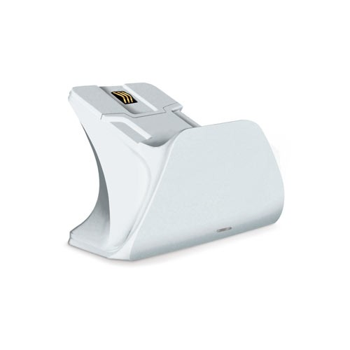 Xbox Pro Controller Charging Stand with a Robot White Design, Image 1