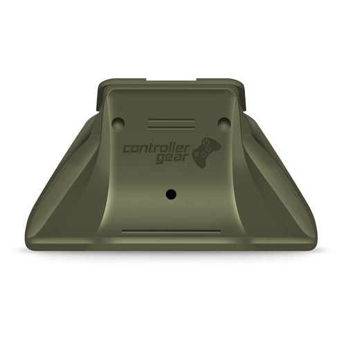 Controller Gear Xbox Pro Charging Stand Military Green. Exact match to your Xbox one / S Controller. Officially Licensed and Designed for Xbox