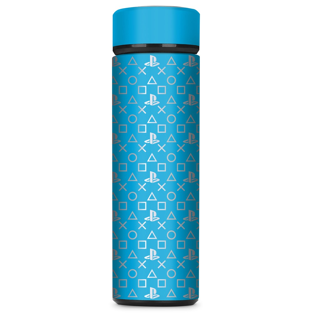 Sony PlayStation Water Bottle - Icons 17oz
