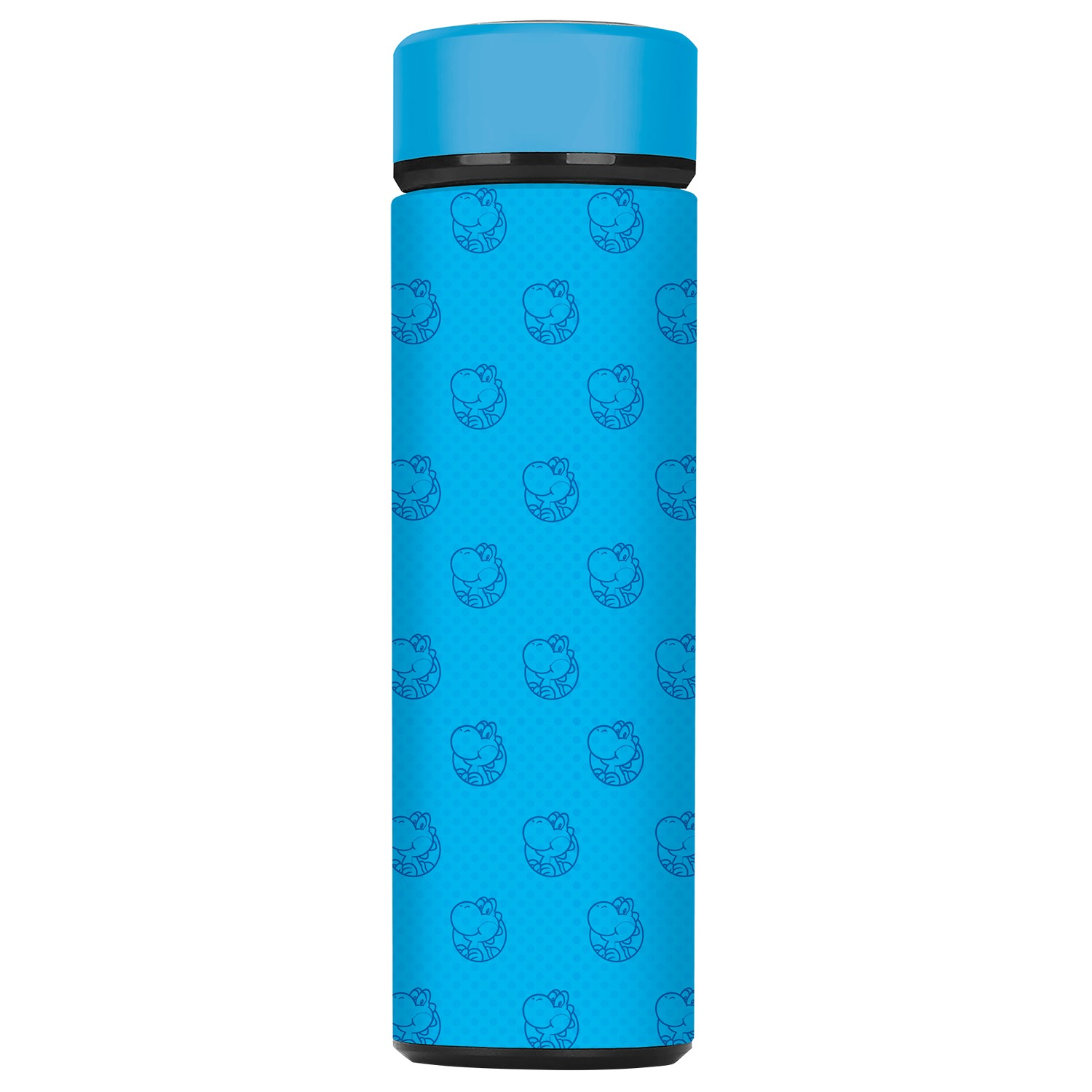 "Super Mario™ ""Yoshi"" Insulated Steel Sport Bottle - Officially Licensed by Nintendo"