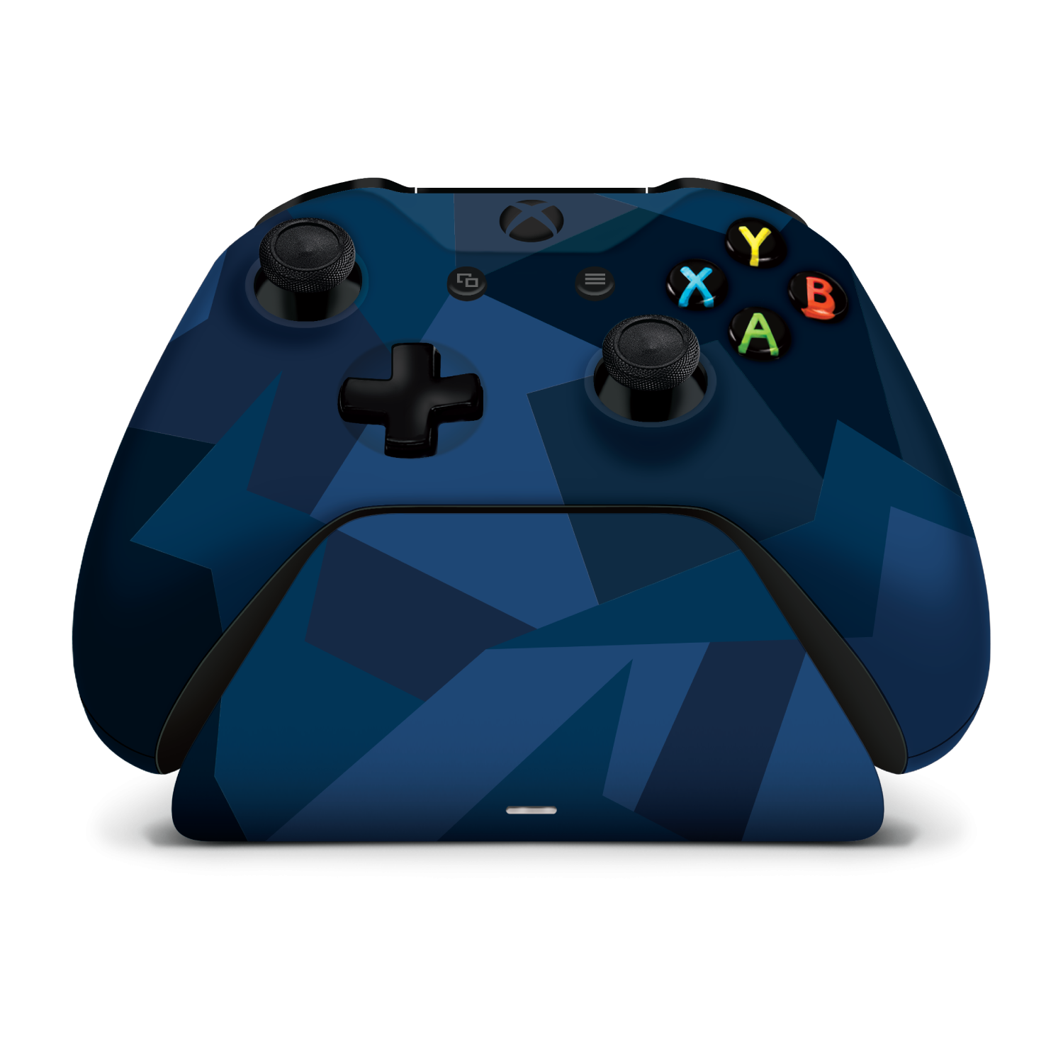 Xbox Pro Controller Charging Stand with a Midnight Forces Special Edition Design, Image 1