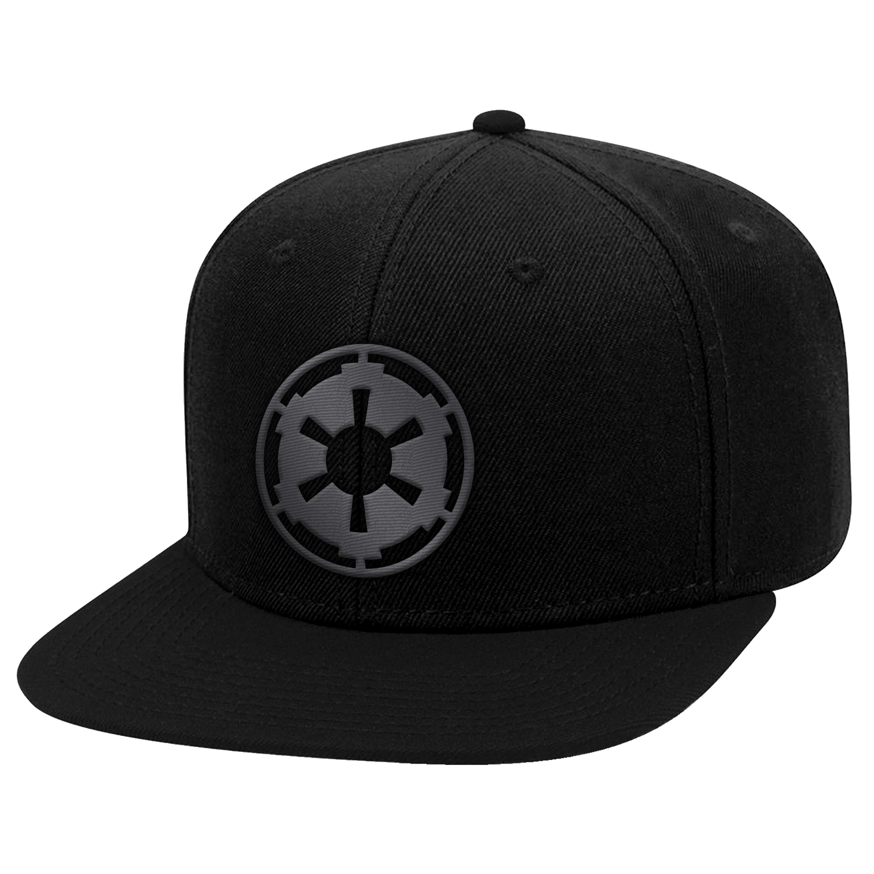 Star Wars Hat with a Jedi Fallen Order Empire Blacked Out Design, Image 1