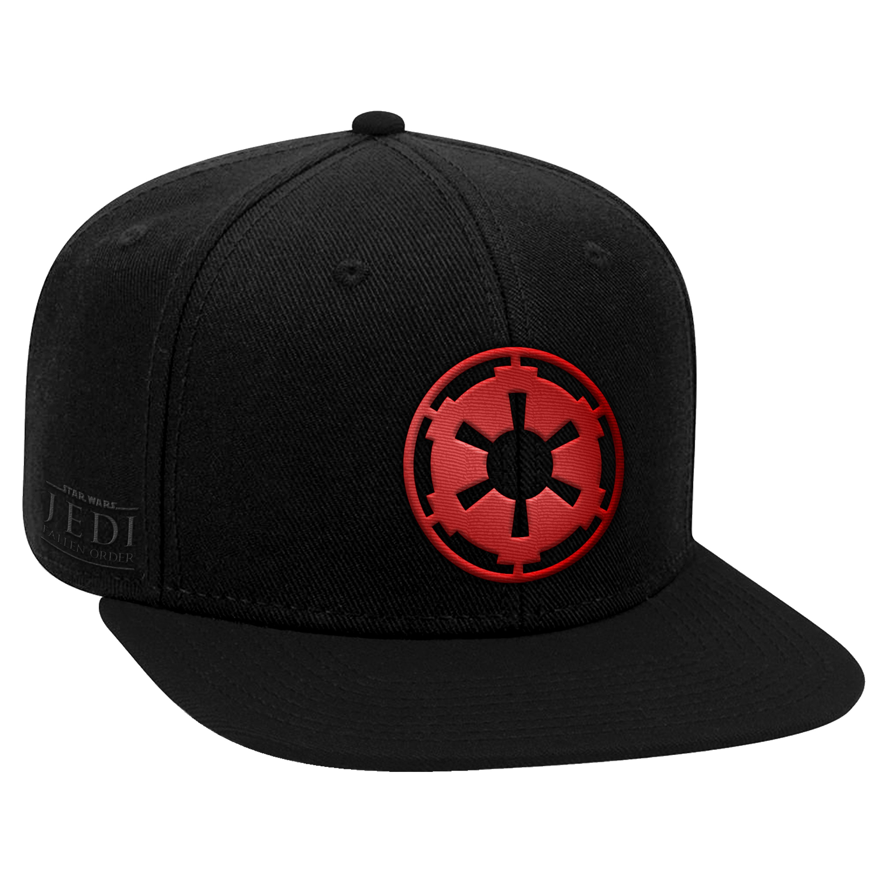 Star Wars Hat with a Jedi Fallen Order Red Empire Design, Image 1