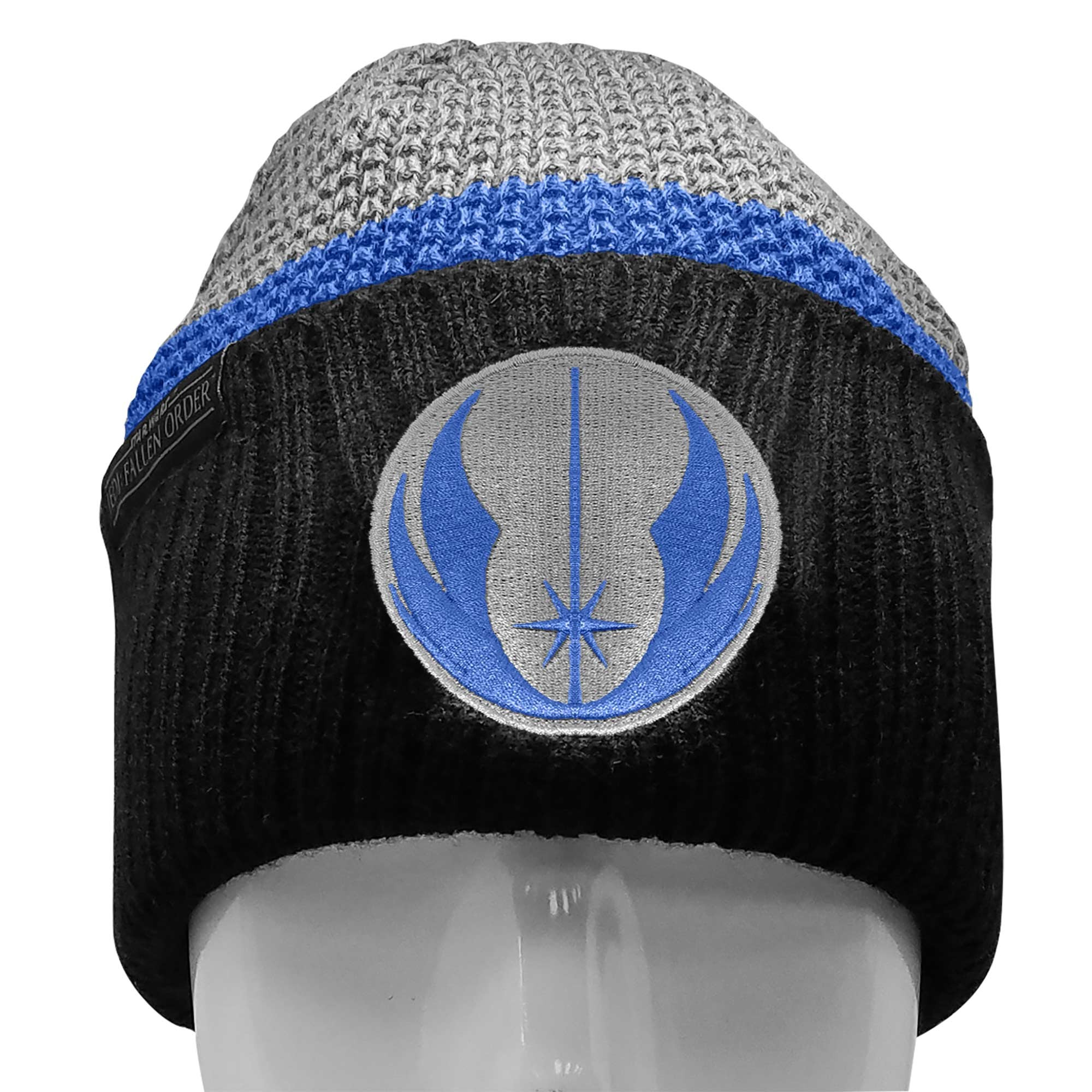 Star Wars Beanie with a Fallen Order Jedi Patch, Image 1