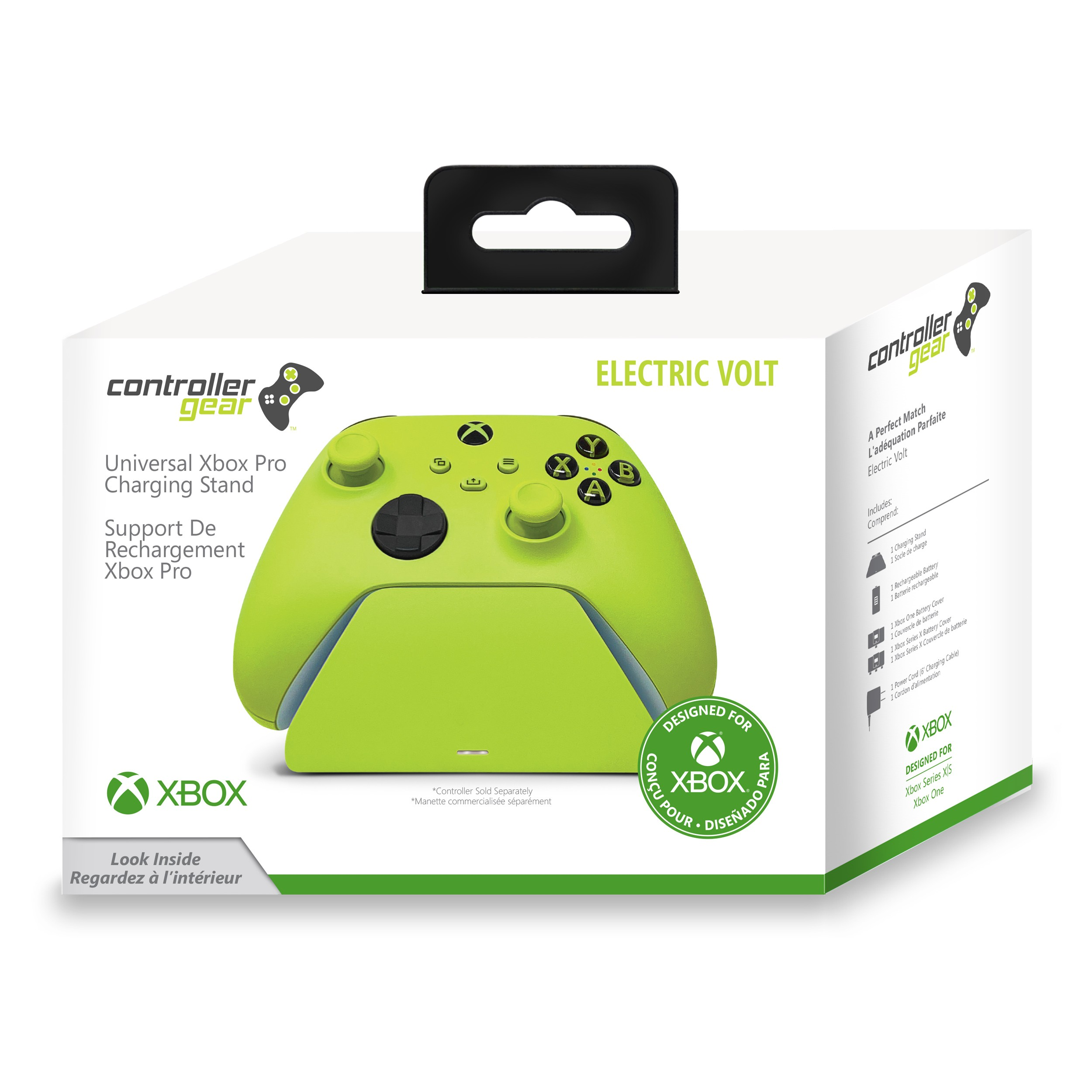 Electric Volt Universal Xbox Pro Charging Stand - 1