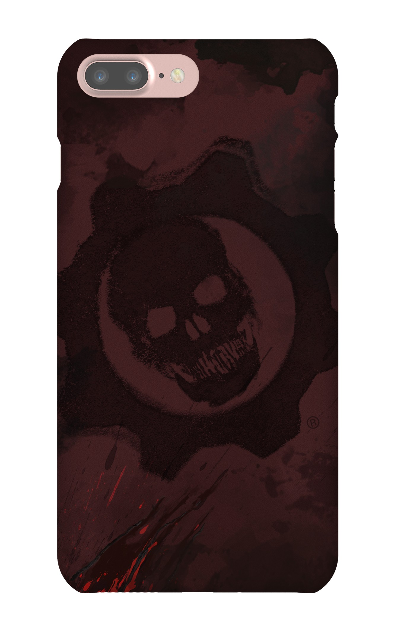 iPhone 7 Plus Snap Case Gloss: Gears of War Elite
