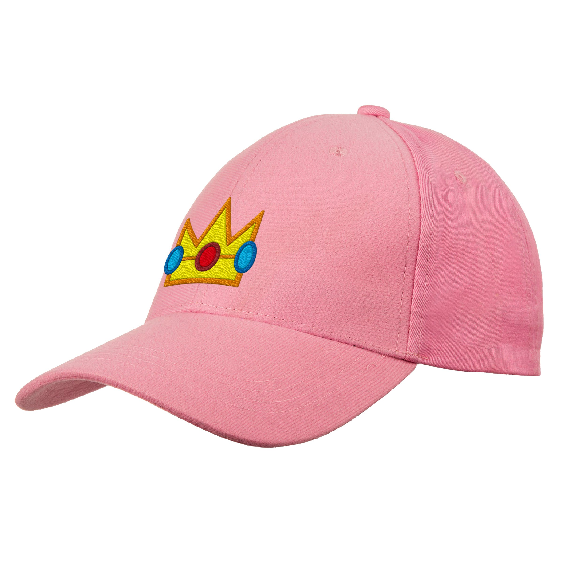 "Super Mario™ ""Peach's Crown"" Dad Hat - Officially Licensed by Nintendo"