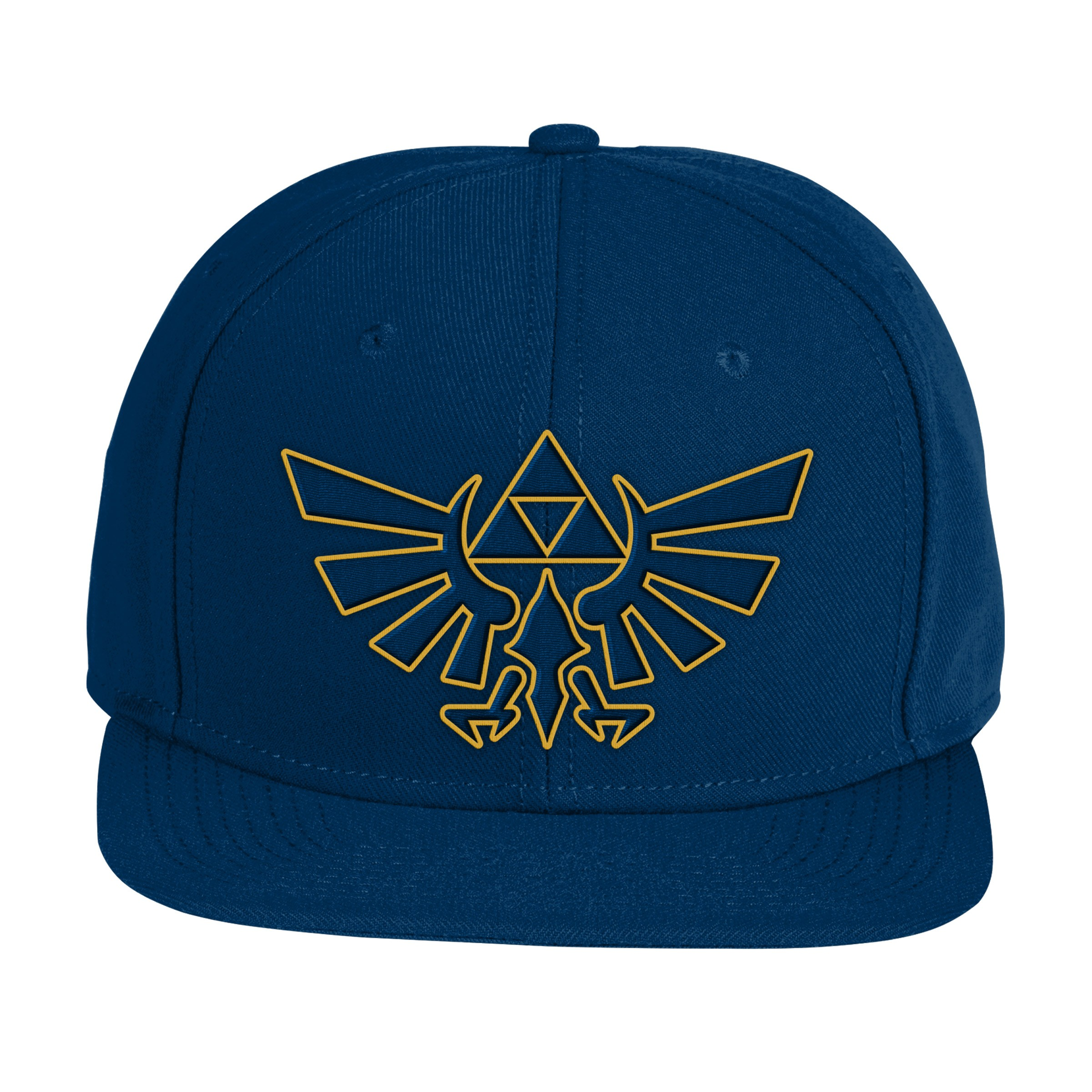 "The Legend of Zelda: Breath of the Wild ""Link"" Flat Bill Hat - Officially Licensed by Nintendo"