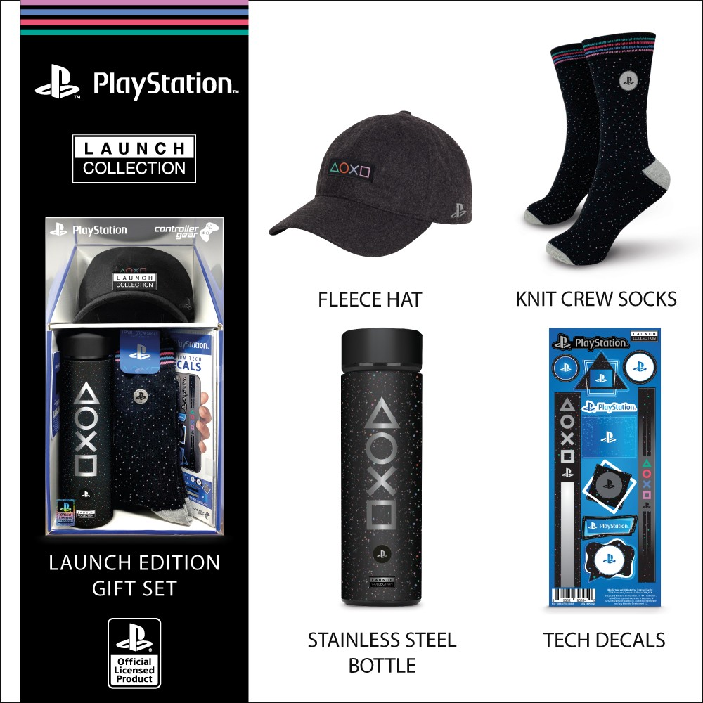 PlayStation Limited Edition Launch Collection Bundle Image 1