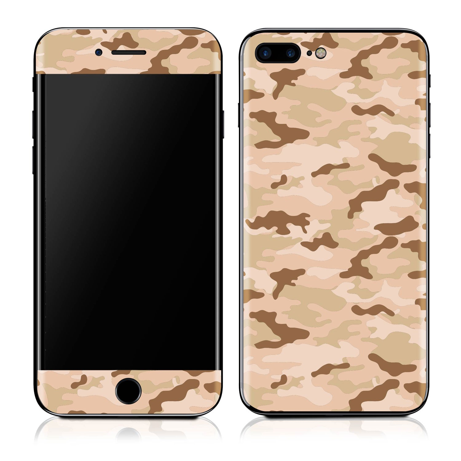 Genuine 3M Desert Camo iPhone 7 Plus Skin