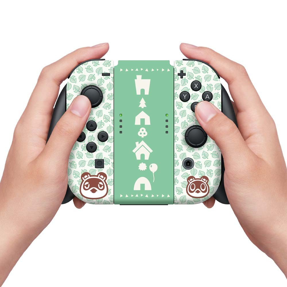 Tom Nook & Friends Nintendo Switch Skin Image 2