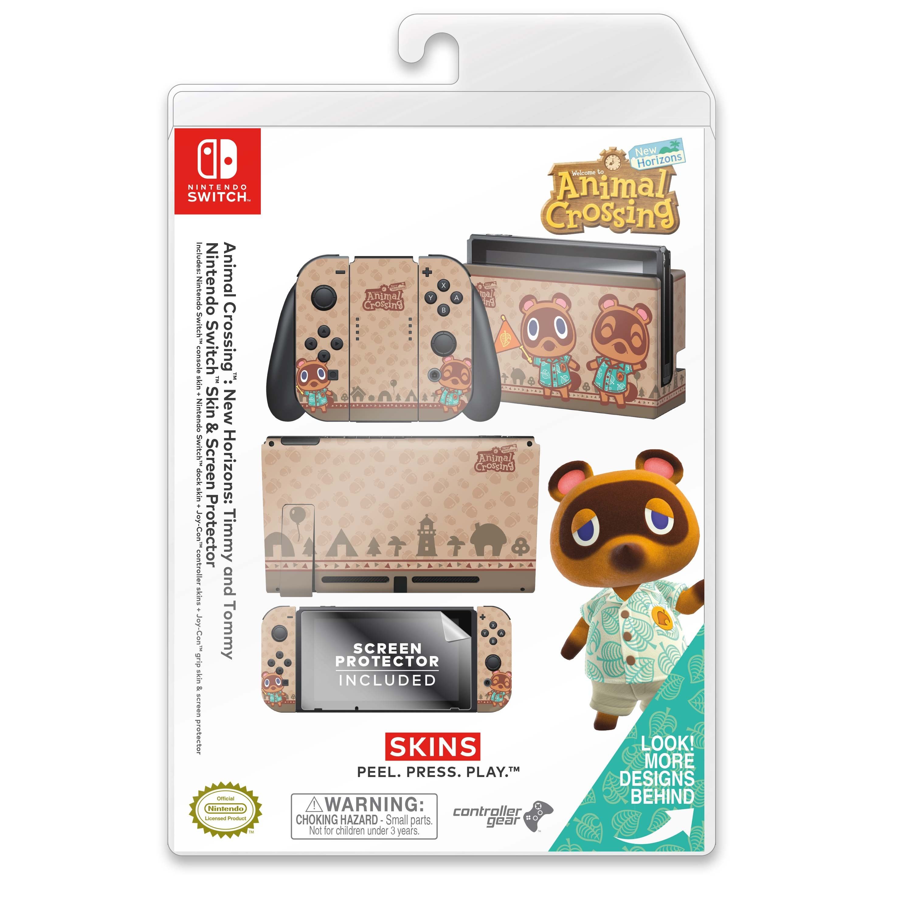 Animal Crossing Nintendo Switch Timmy Tommy